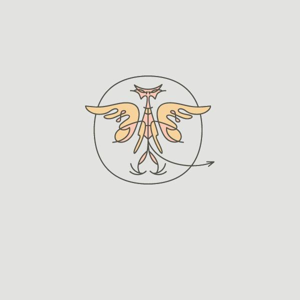 Amazing Dragon Logo Design
