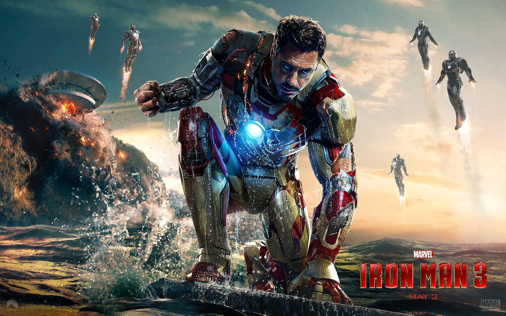 Amazing Iron Man Wallpaper