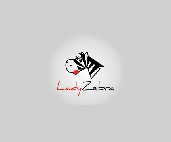 Amazing Lady Zebra Logo