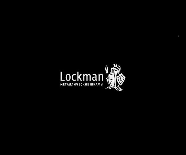 Amazing Lock Man Logo