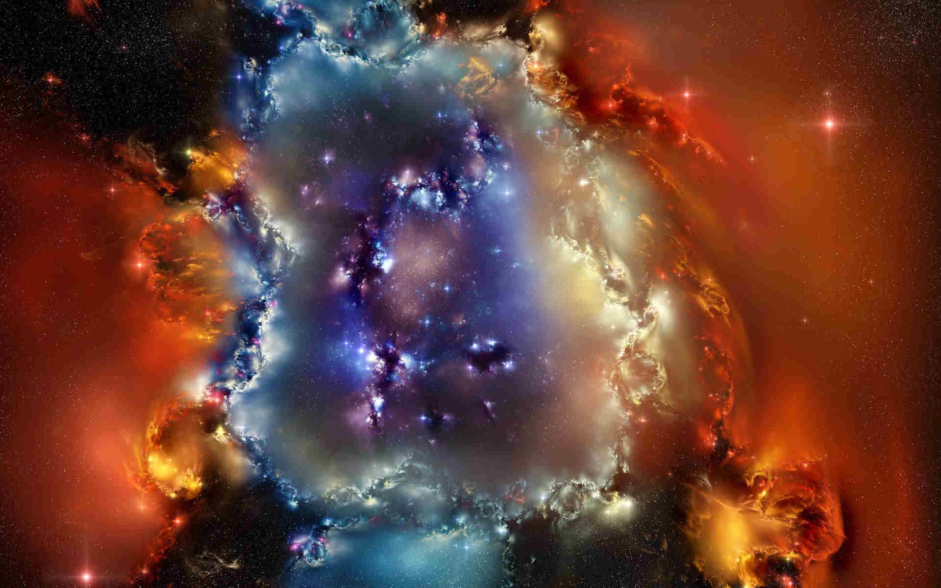 Amazing Nebula Wallpaper