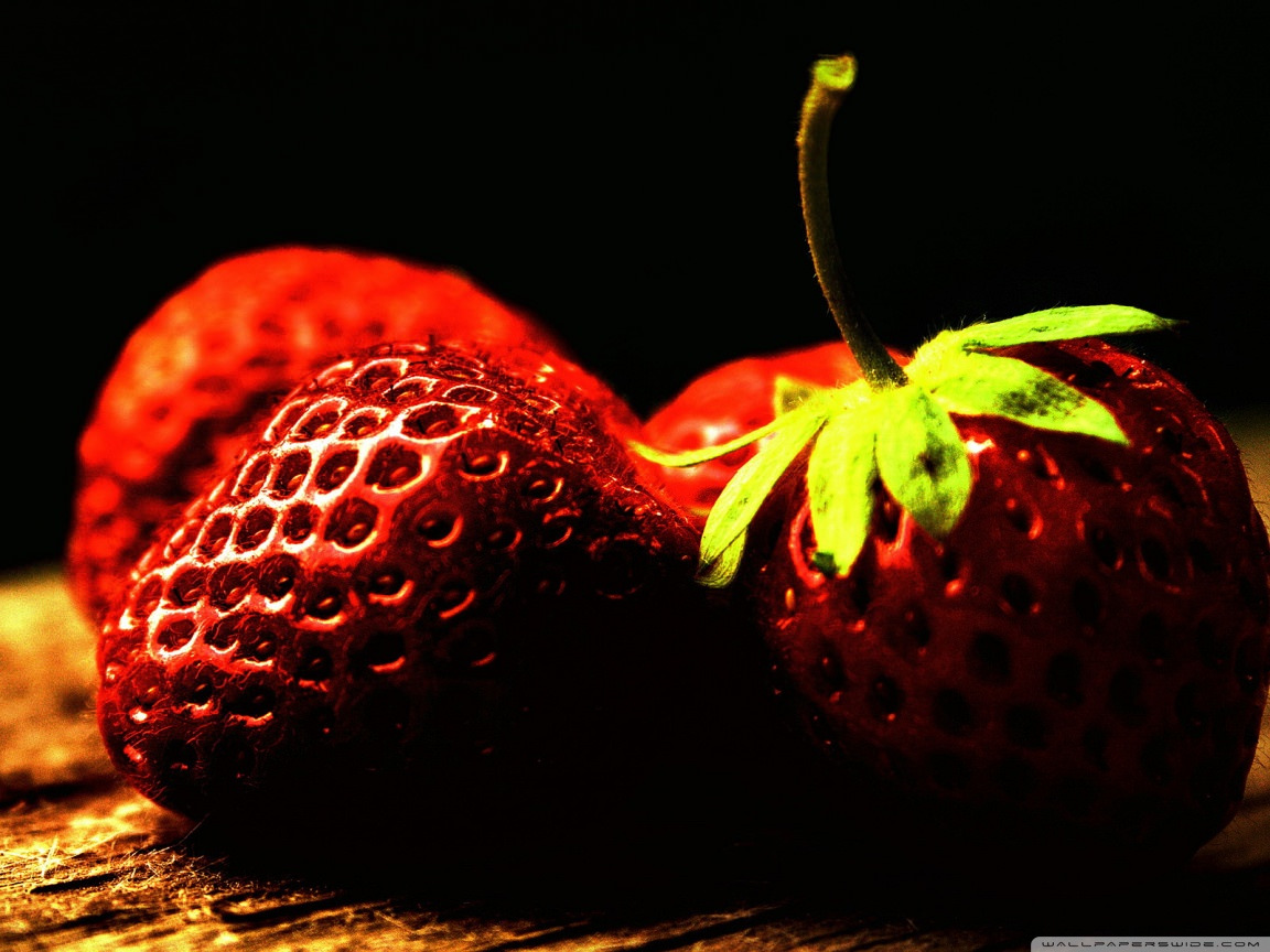 amazing red fruit wallpaper
