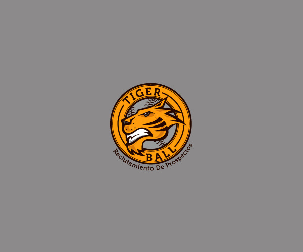 Amazing Tiger BAll Logo