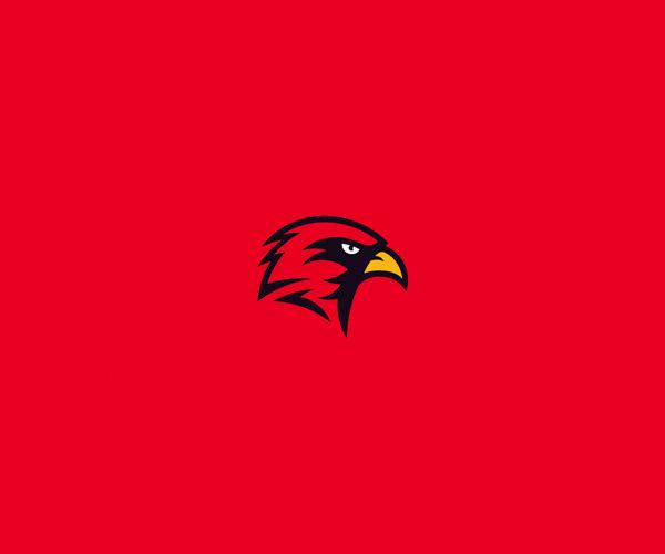 Angry Mad Hawk Logo