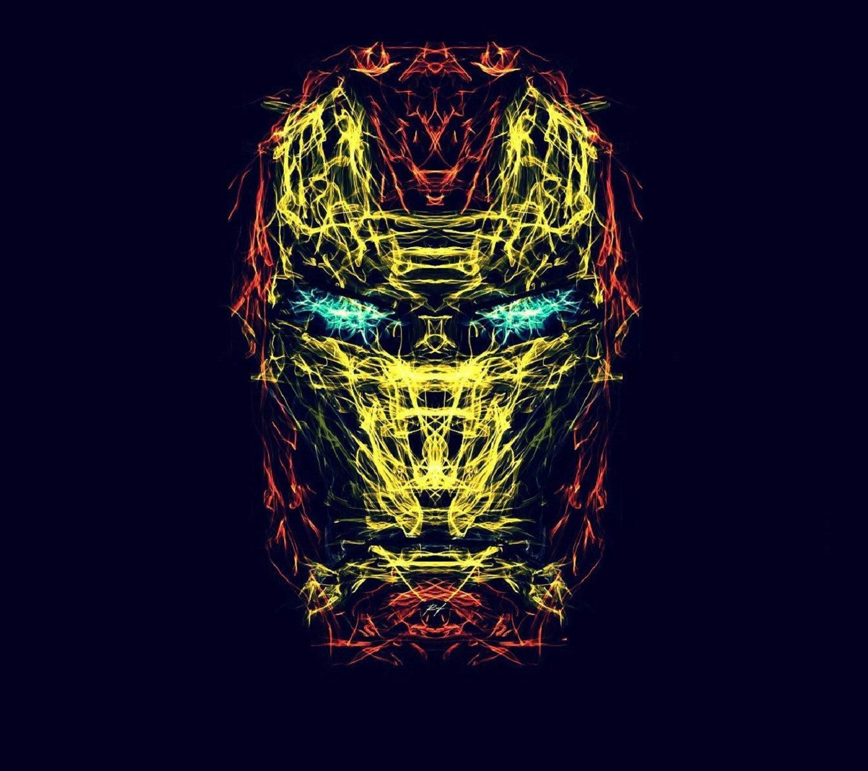 Anime Marvel Iron Man