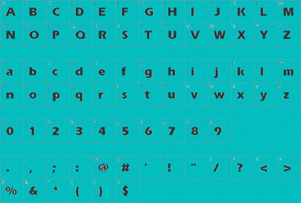 Aquiline Black Font Free