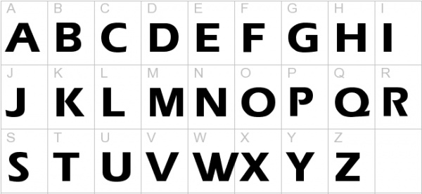 Aquiline Extra Bold Font