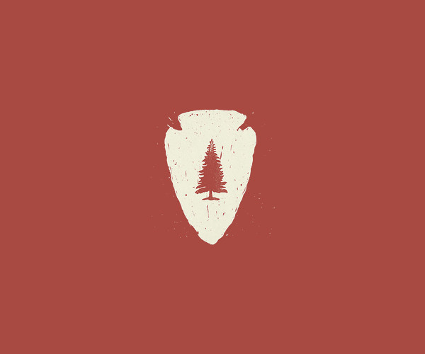 Arrow Head Nature Logo