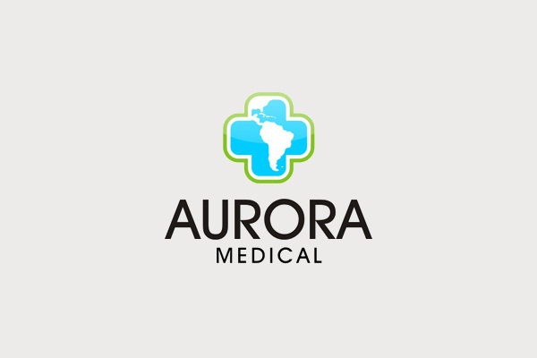 Aurora Medical Health Logo