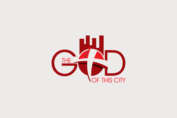 Awesome City Logo For Church