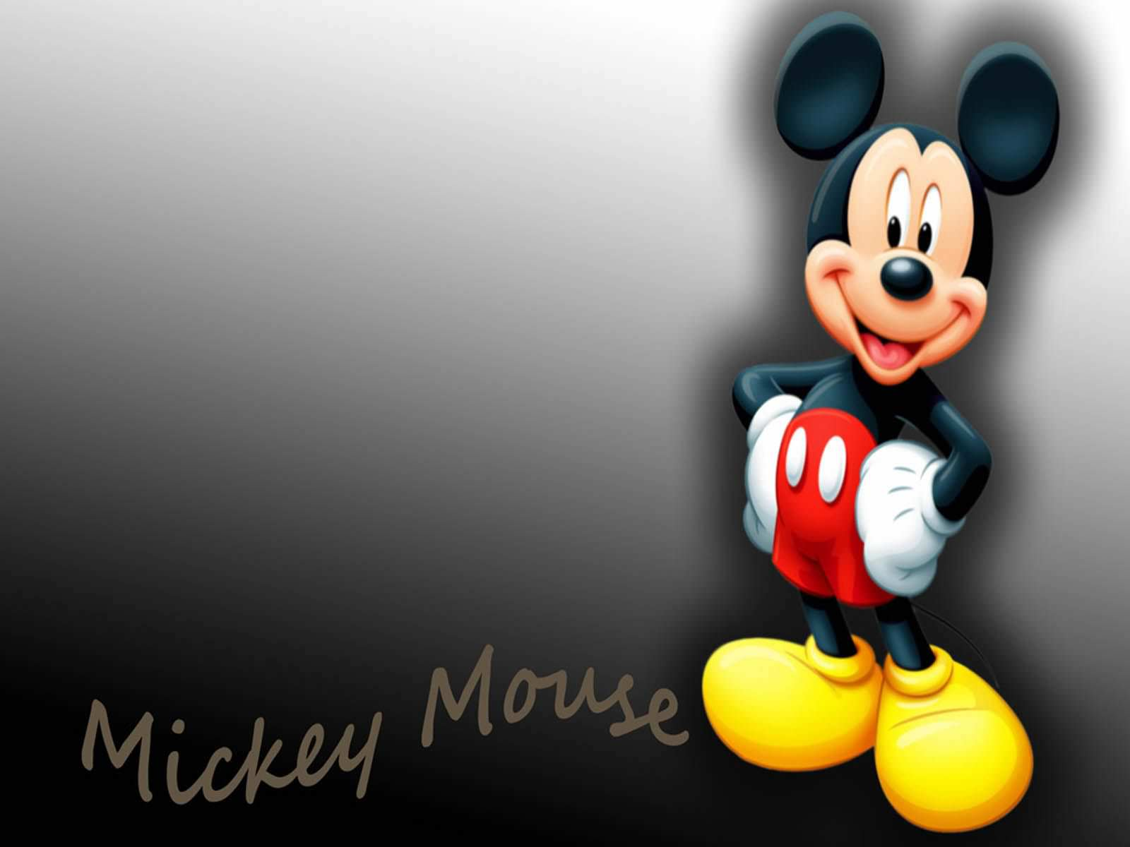 Awesome Mickey Mouse Wallpaper