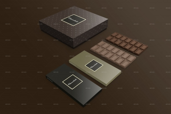 awesome package box mockups