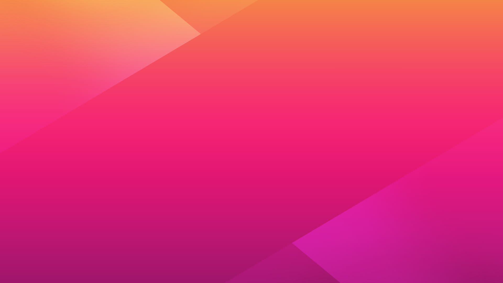 Awesome Pink Gradient Wallpaper