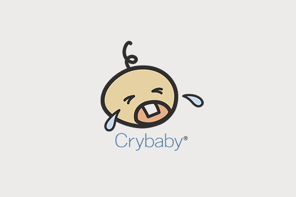 Baby Cry Logo Design For You