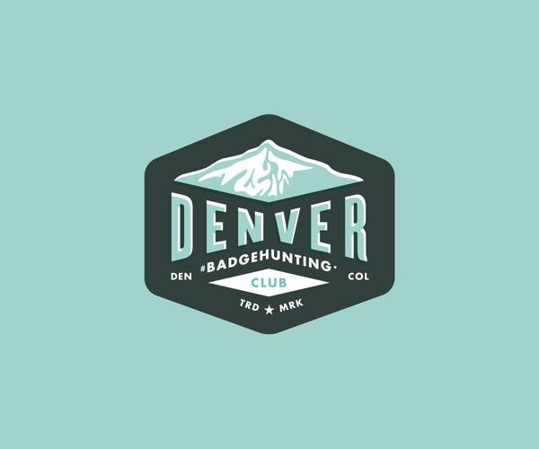 Badge Hunting Denver Logo