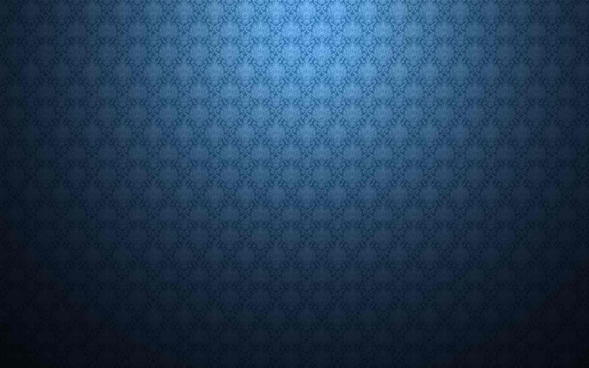Basic Blue Web Background