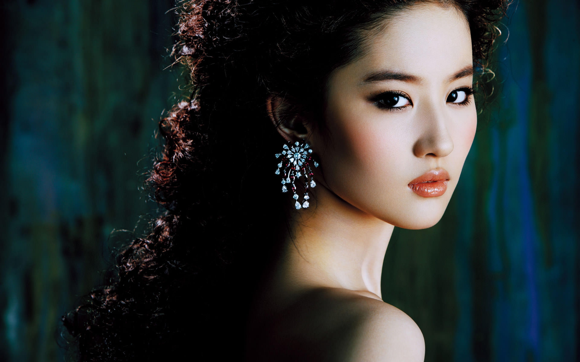 Beautiful Liu Yifei Wallpaper