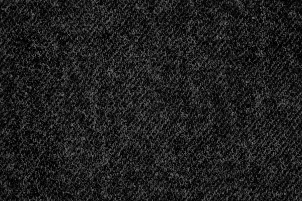 Black Denim Fabric Texture