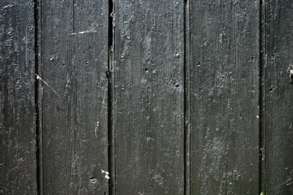 Black Door Striped Texture