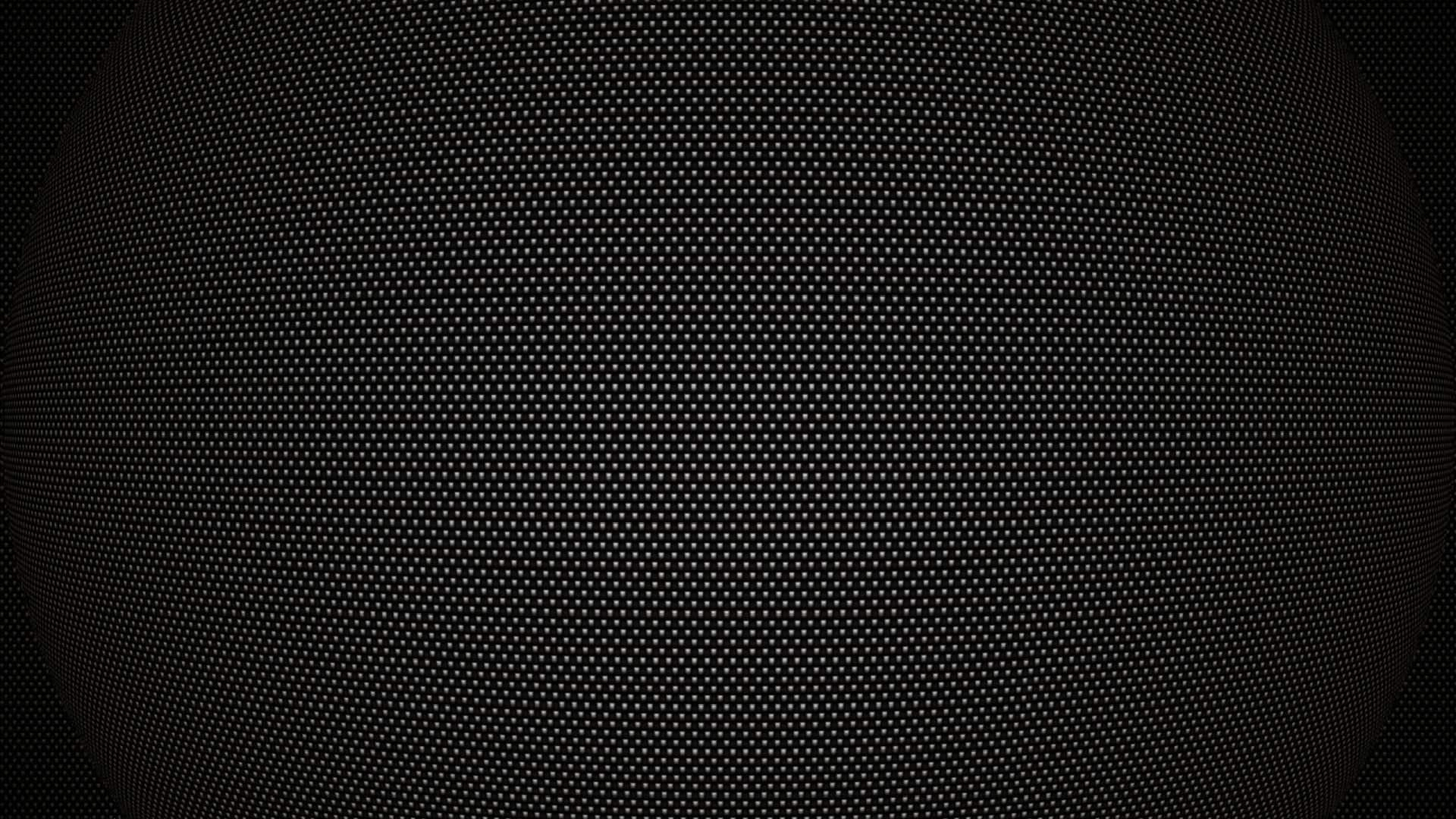 Black Dots  Plain Background