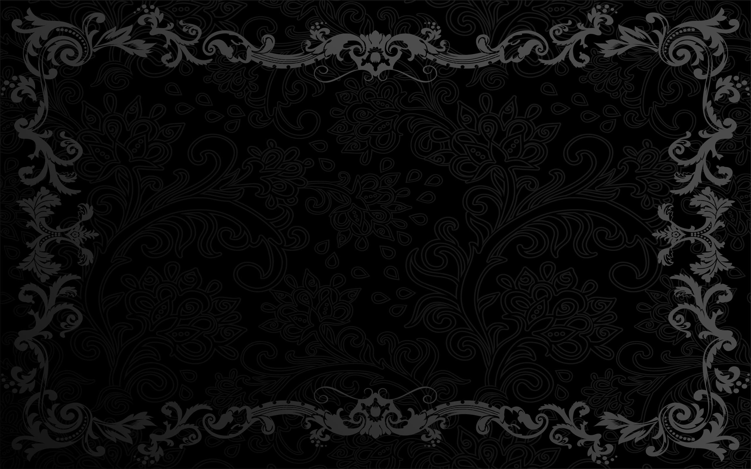 Black Vintage Myspace Background Scenes