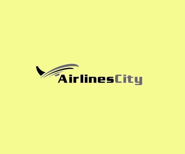 Black & White Airlines Logo