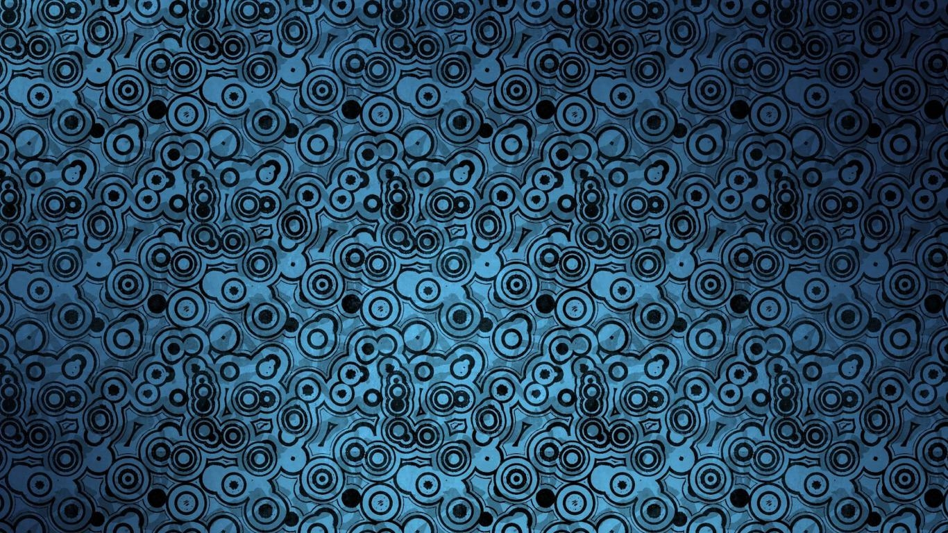 Blue Background Design Texture .