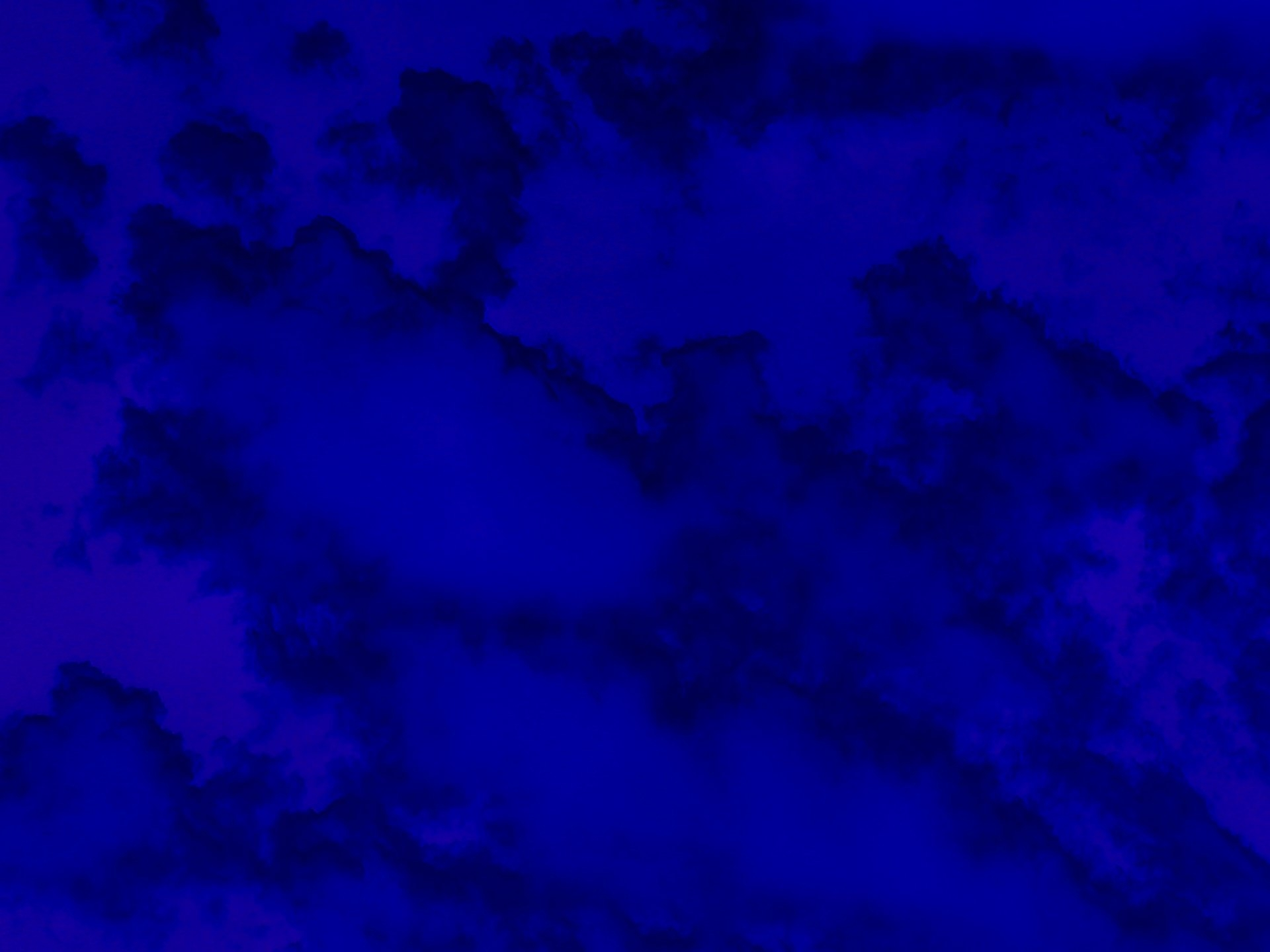 Blue Cloud Background Texture