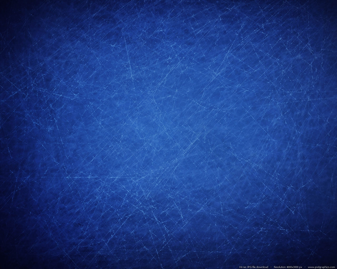 Blue Scratched Textured Background