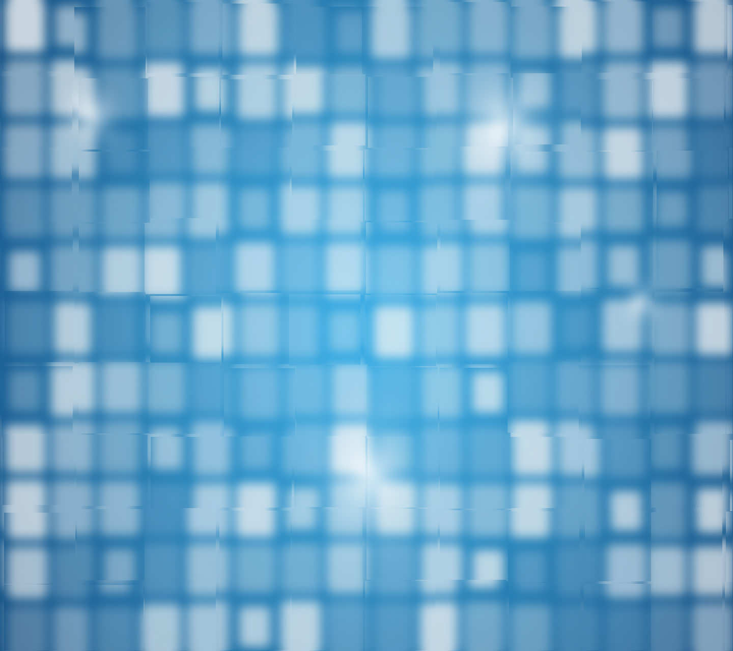 Blurred Square Checker Wallpaper