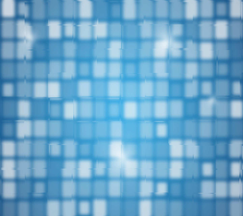 Blurred Square Checker Wallpaper