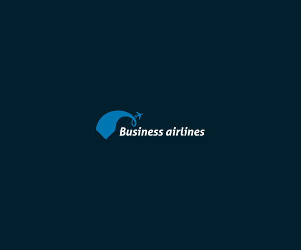 Business Airline Logo