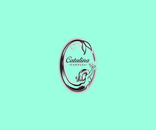 CAtalina Candles Logo