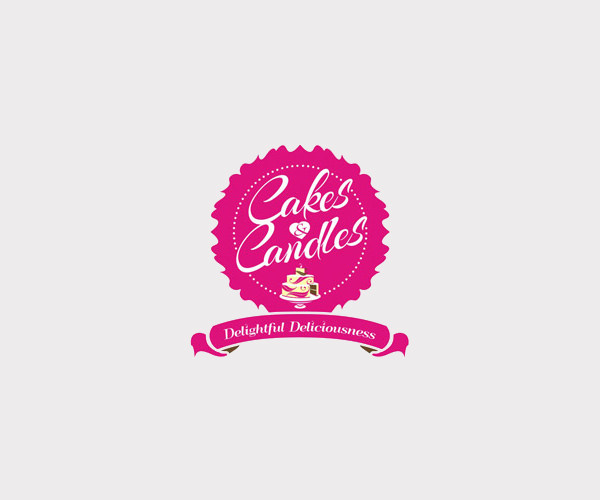 Cakes & Candles Logo