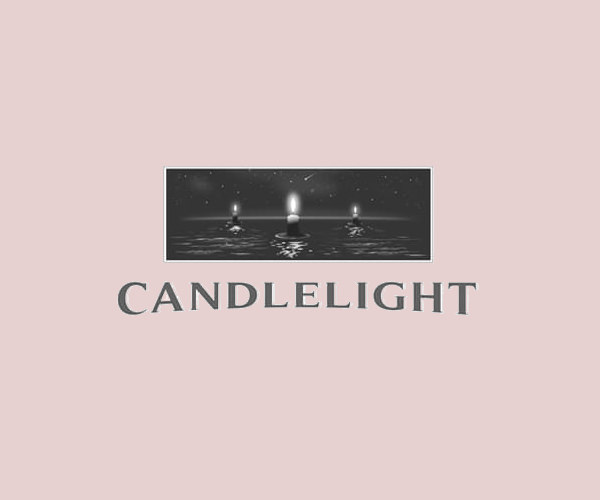 Candle Light Motion pictures Logo