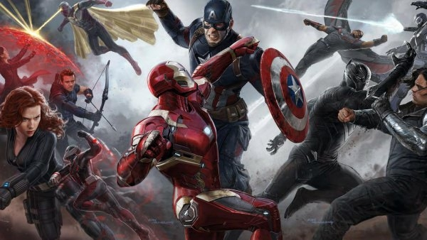 captain america concept art wallpaper
