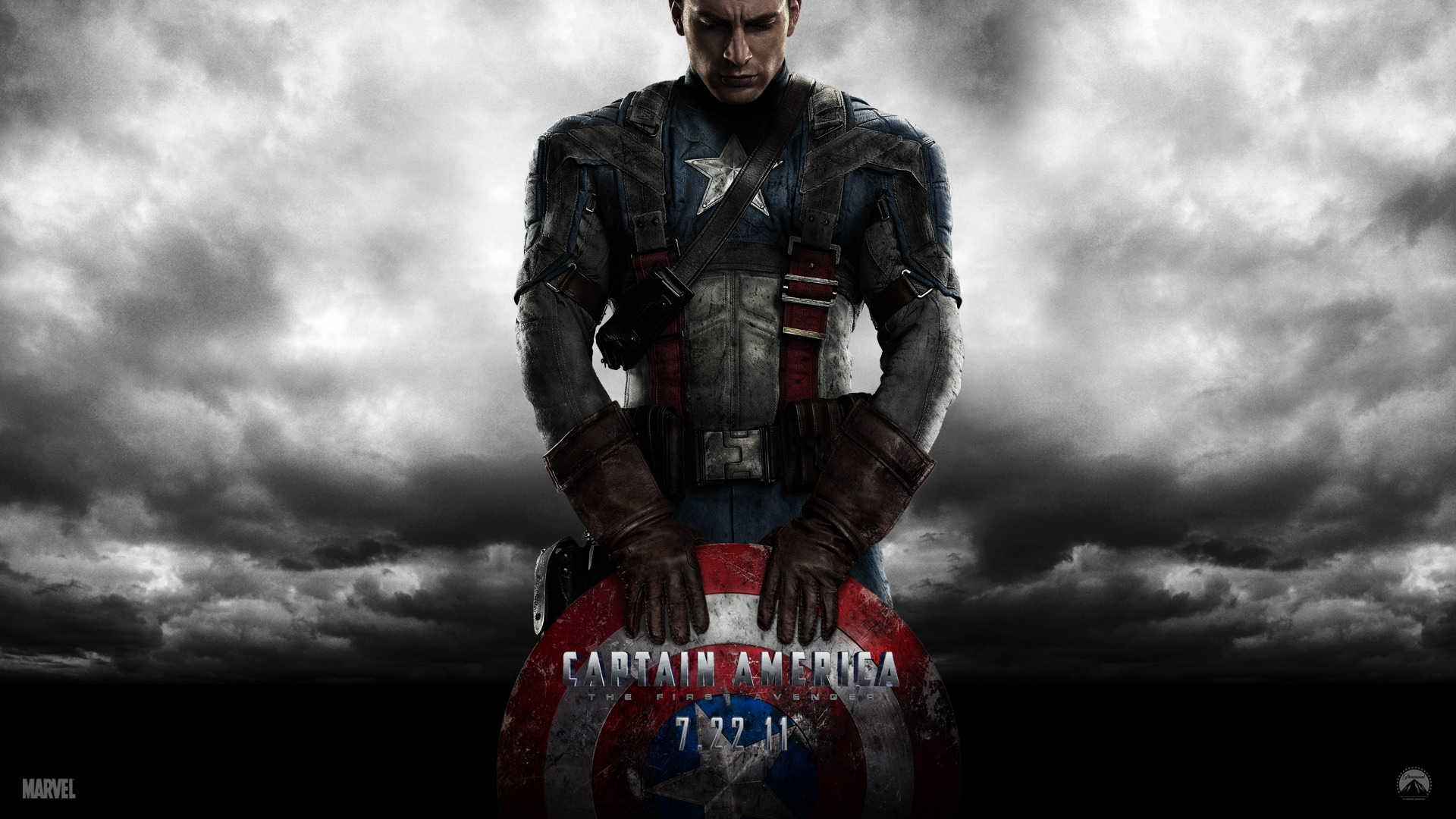 Captain America Wallpaper For Mac