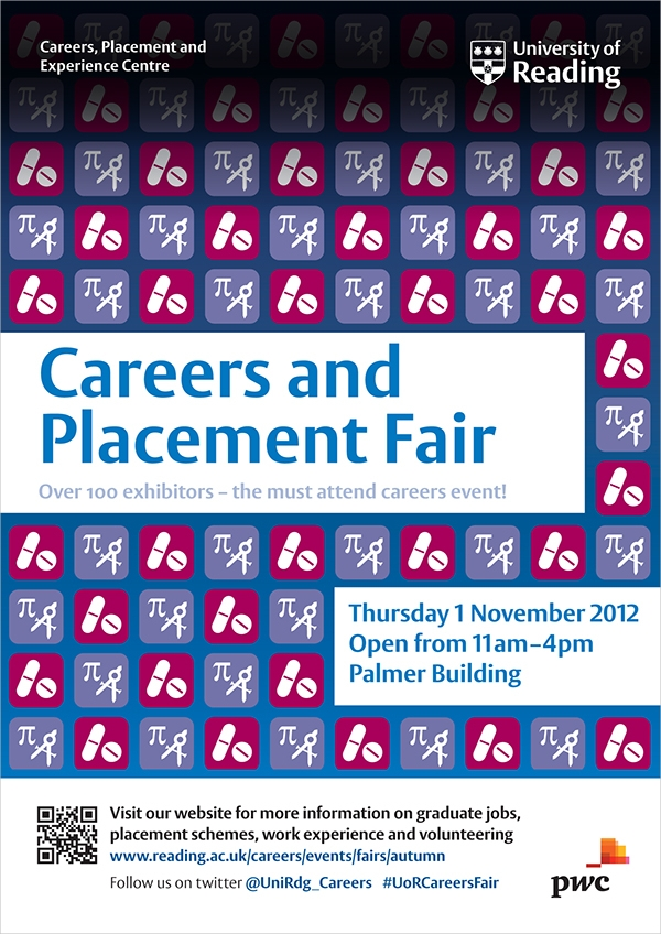 Careers and Placement fair Flyer