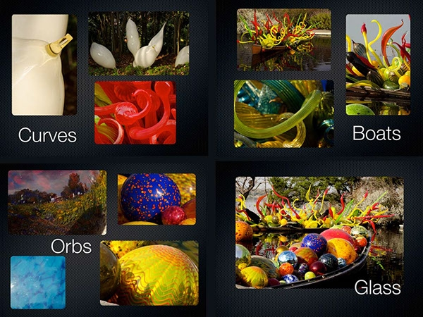 Chihuly Photography Presentation Template