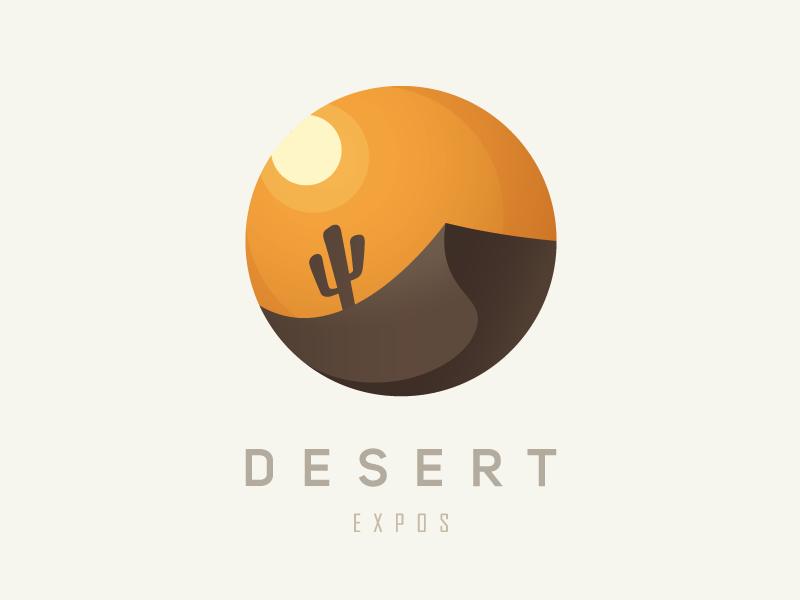 Circular Logo For Expos