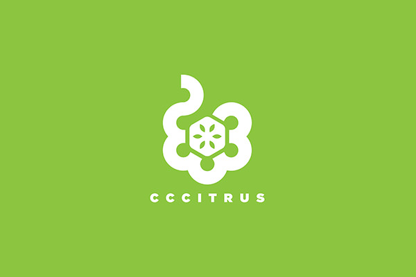 Circular logo For Food & Beverages