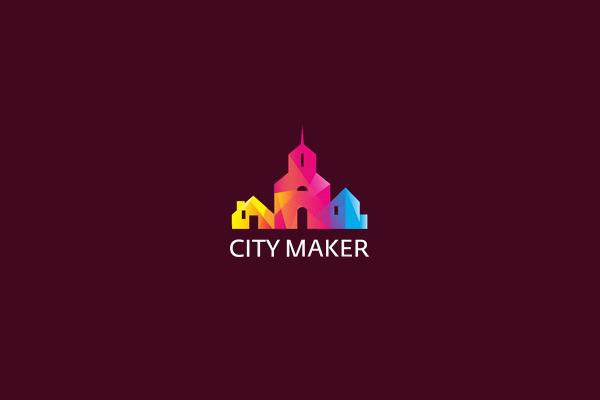 city logo design for download