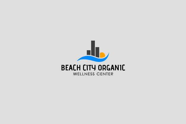 City Logo Design For Wellness Center