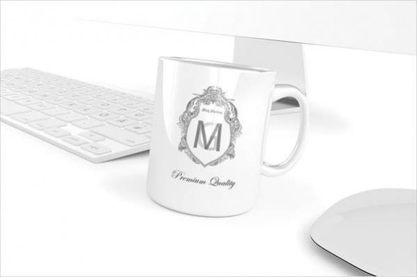 Coffee Mug/Cup Mockup PSD