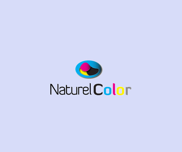 Color Printer Egg Logo