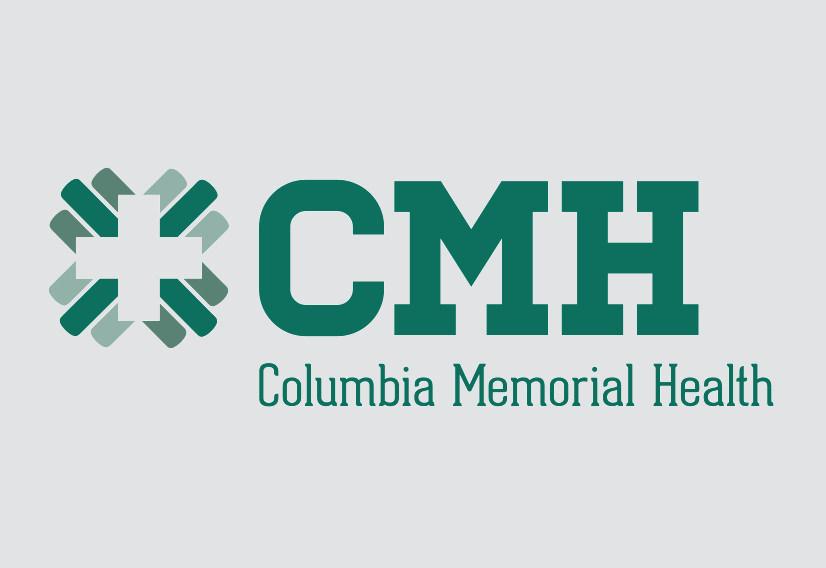 Columbia Memorial Health Logo Design