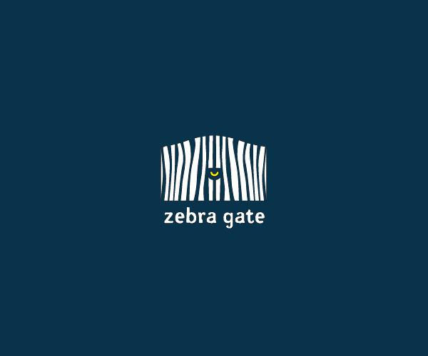 Creative Zebra Gate Logo