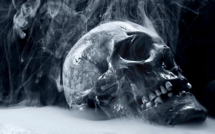 Creepy Skull Wallpaper For You