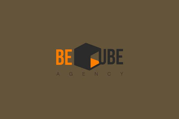 Cube Logo Design For Agency