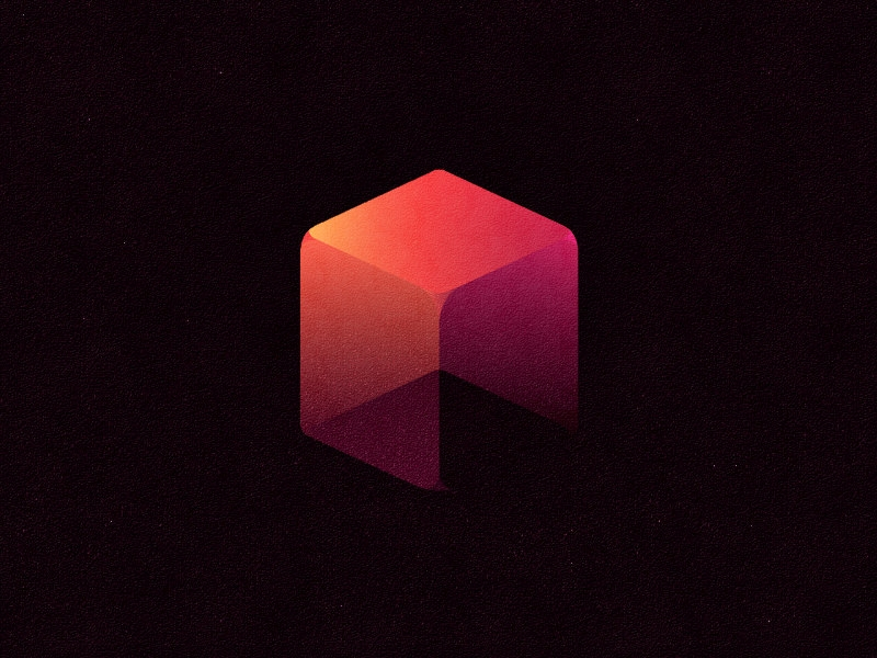 Cube Logo Design For Graphic Designer